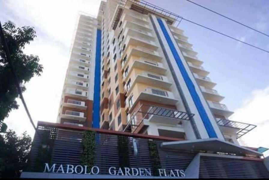 Mabolo Garden Flats(マボロ ガーデン フラッツ) スタジオタイプ:【マボロ コンドミニアム】