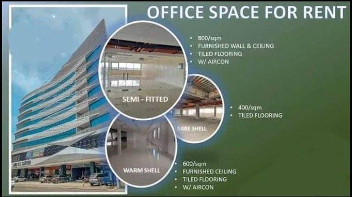 事務所スペース l ADG IT CENTER BUILDING